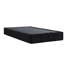 Signature Sleep Black Twin Premium Steel Mattress Foundation