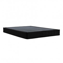 Signature Sleep Black King Premium Steel Mattress Foundation