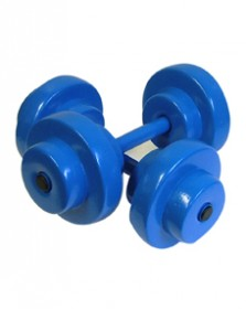 Texas Rec Bar Bells Blue