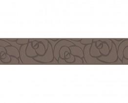 Brown My home by Raffi 940265 Wallpaper Border