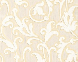 Beige Cream Tessuto 954907 Wallpaper