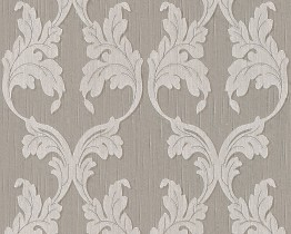 Beige Grey Tessuto 956286 Wallpaper