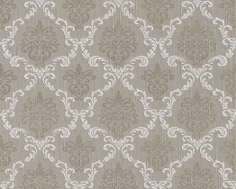 Beige Grey Tessuto 956296 Wallpaper