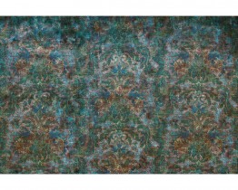 Blue Green Bohemian Burlesque 963173 Wall Mural