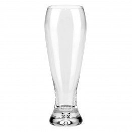 Galaxy 4 Pc Set of Mouth Blown Pilsner Beer Glass