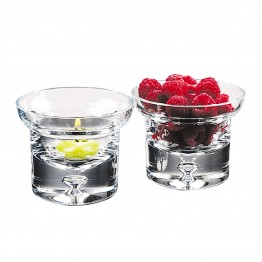 Set Of 4 Galaxy T-Lites  Dessert Nut Bowls