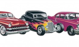 Cars TA39029DB Wallpaper Border