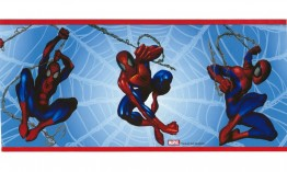 Marvel Spiderman BZ9110 Wallpaper Border