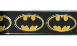 Batman Logo Black BZ9231 Wallpaper Border