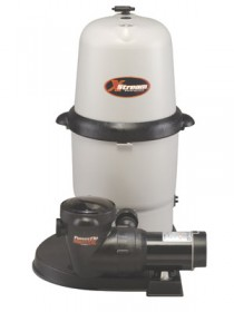 Hayward X-Stream Pool Cartridge Filter System