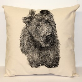 Scottie Decorative Pillow Large