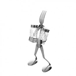 Salt and Pepper Shakers Fun Fork