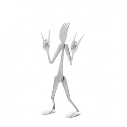 Rock on Display Fork Head