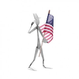 Patriot Display Fork Head