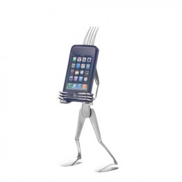 The iFork Phone Stand