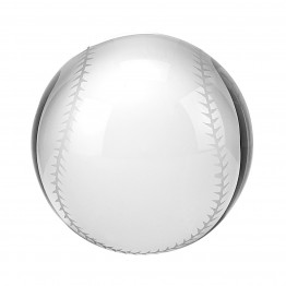 Baseball Paperweight 3 inches