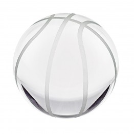 Basketball Paperweight 3 inches