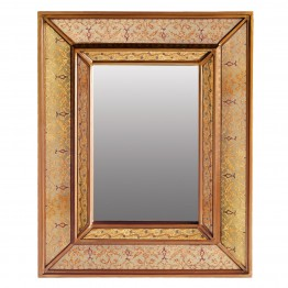 Antigua Sand Hanging Wall Mirror