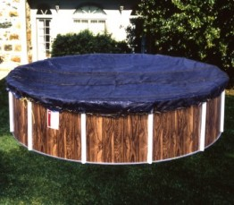 15' X 27' Oval 1 Year Arctic Maxx Winter Pool Cover