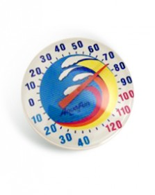 Poolmaster Aqua Fun Wall Thermometer