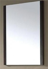 "Loft Mirror 24"" in Dark Walnut Finish - Avanity LOFT-M24-DW (Shipping Included)"