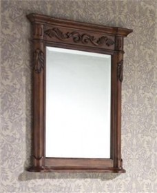"Provence Mirror 24"" in Antique Cherry Finish - Avanity PROVENCE-M24-AC (Shipping Included)"