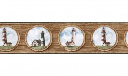 Light House BH89021B Wallpaper Border