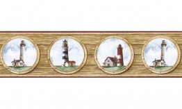 Light House BH89022B Wallpaper Border