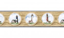 Light House BH89023B Wallpaper Border