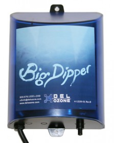 DELZONE Big Dipper Above Ground Pool Ozonator