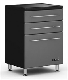 3 Drawer Base Cabinet UltiMATE Garage GA-04