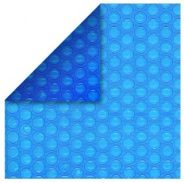 15' X 25' Oval RayMaxx Blue Solar Pool Cover