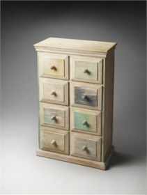Keller Drawer Chest - Butler Specialty 1891290 (Shipping Included)