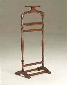 Plantation Cherry Valet Stand - Butler Specialty 1926024 (Shipping Included)