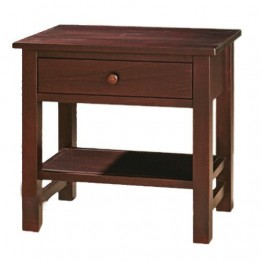 Cabin Creek 1-Drawer Nightstand