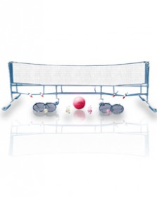 Poolmaster Volleyball/Badminton Combo