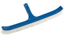 18 NYLON WALL / FLOOR BRUSH FOR POOLS