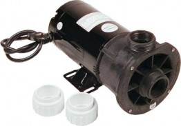 1 HP Waterway 1.5 Spa Pump - 1 Spd (115/230v)
