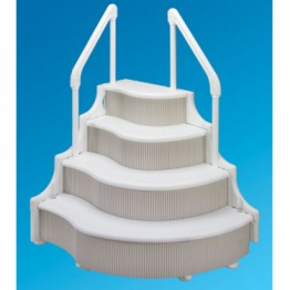 GRAND ENTRANCE SWIMMING POOL STAIRS