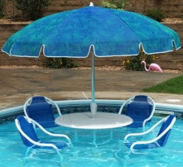 Bar Height Pool Party Furniture