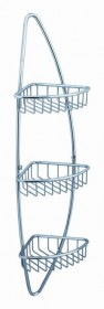 Fresca Magnifico 3 Tier Corner Wire Basket Fresca-FAC0105 (Shipping Included)