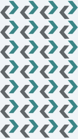 Teal Arrows Wallpaper Panel