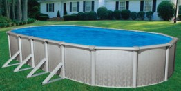 Heritage Oval Swimming Pool Kit