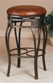 "Montello 26"" Backless Swivel Counter Stool - Hillsdale 4361-827"