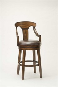 "Upton 30.5"" Swivel Barstool - Hillsdale Furniture 4499-830 (Shipping Included)"