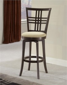 "Tiburon II  24"" Swivel Counter Stool - Hillsdale Furniture 4917-826 (Shipping Included)"