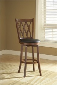 "Mansfield  24"" Swivel Counter Stool - Hillsdale Furniture 4975-828 (Shipping Included)"