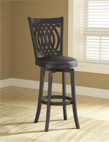 "Van Draus 30"" Swivel Barstool - Hillsdale Furniture 4975-831 (Shipping Included)"