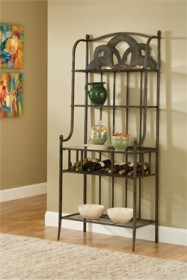 Marsala Baker's Rack (Small Center Design) - Hillsdale Furniture 5435-850 (Shipping Included)