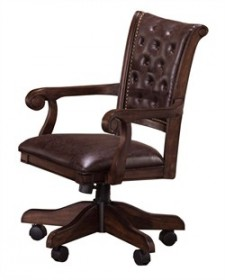 Chiswick Game Chair - Hillsdale Furniture 6240-801 (Shipping Included)